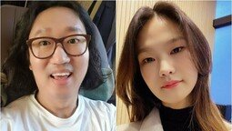 """김경진♥전수민, 깜짝 결혼 발표 """"엘제이 소개"""""""