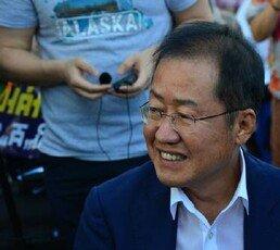 """홍준표 """"소위 '개념' 연예인들, 왜 조국 사태엔 조용하나?"""""""