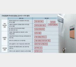 """檢 """"정경심, 2018년 WFM 주식 차명 매입… 동생 집에 숨겨둬"""""""