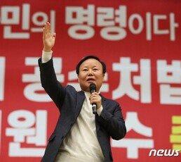"""김재원 """"정권 안 뺏긴다는 이해찬… 2년내 죽는다는 얘기"""" 발언 파문"""