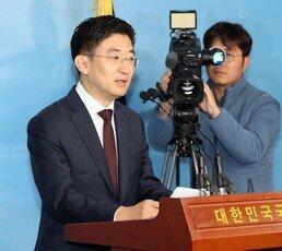 한국당 '부산 3선' 김세연, 총선 불출마 선언