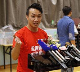 홍콩 민주파, 구의원 선거 압승…시위 주도 지미샴도 당선