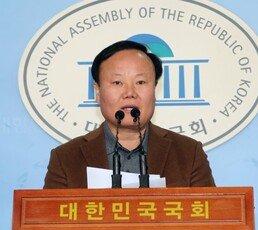 """김재원 """"4+1 예산 심사, 세금 도둑질…기재부 협조하면 고발"""""""