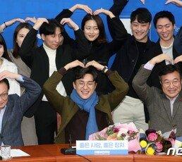"""진중권 """"원종건, 민주당 정체성에 완벽 부합…정봉주와 세트"""""""