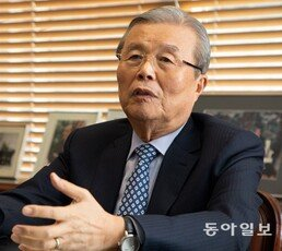 """[단독]김종인 """"지금은 비상시국…황교안의 민부론 안 통해"""""""
