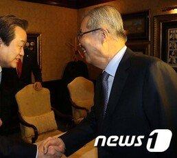 """""""호남 선대위원장 맡아달라"""" 김종인, 제안에…김무성 '거절' 이유는?"""