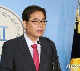 """곽상도 """"공덕 마스크 유통 지오영, 한달 200억 이상 수익"""" 주장"""