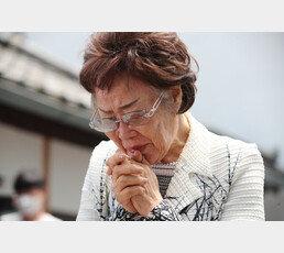 """이용수 할머니 """"윤미향 기자회견 안 봤다…죄 지었으면 벌 받아야"""""""
