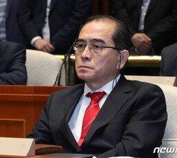 """태영호 """"김여정 '삐라 비판' 담화, 새 도발의 전주곡일 수 있다"""""""