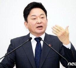 """원희룡 """"정권의 윤석열 공격 이성 잃어…文대통령이 결단해야"""""""