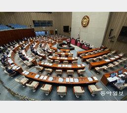 [김순덕의 도발]의회독재, 보이콧으론 못 막는다