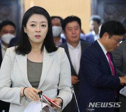 """배현진 """"박원순 아들, 병역비리 의혹 결론내야""""…2심 진행중"""