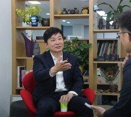 """원희룡 """"문재인 박근혜가 과거로 퇴행시킨 나라를… 돌려놓고 싶다""""[이진구 논설위원의 對話]"""