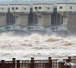 """김기현 """"댐 무단 방류 北에 120억원 지원? 역사의 심판받을 것"""""""