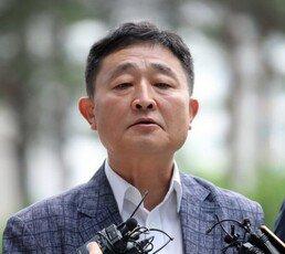 """'운동권 대부' 허인회 구속 수감…법원 """"도주-증거인멸 우려"""""""
