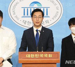 """국민의힘, """"개소리"""" 발언한 與장경태 윤리위 제소"""