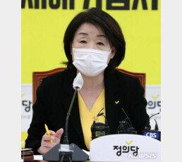 """퇴임 심상정 """"촛불이 낳은 文정부서 국민 삶 더 나빠져"""" 작심 발언"""