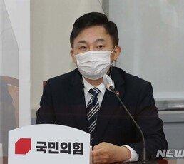 """""""문재인은 추미애입니까?"""" 원희룡, 秋 '으름장'에 분노"""