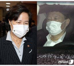 """""""秋의 '윤석열 직무정지' 어떻게 생각하나"""" 국민들에 물어보니…"""
