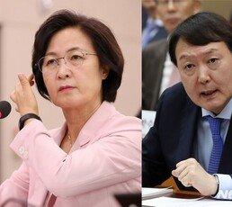 """법무부 파견 검사 """"尹 수사의뢰 위법…'직권남용 어렵다' 썼는데 삭제"""""""