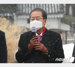 """홍준표 """"朴·MB는 희생양…사면 아닌 '석방' 요구해야"""""""
