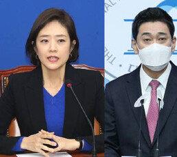 """오신환 """"고민정 文이 가르쳤나?…이런 저질 정치인 처음"""""""