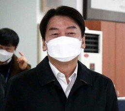 [단독]안철수, 국민의힘에 입당 관련 의견 전달