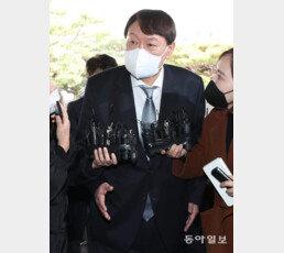"""윤석열 """"검수완박은 부패 판치게 하는 부패완판"""""""