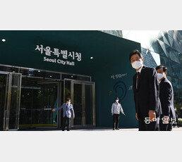"""[단독]오세훈의 서울시 """"공시가격 재조사하겠다"""""""