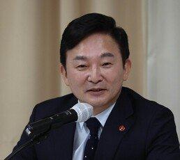 """""""엉터리 공시가 바로잡겠다"""" 오세훈-원희룡 공동전선"""