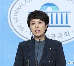 """'김종인의 입' 물러난 김은혜 """"누군가 상처받았을 것같아 반성"""""""