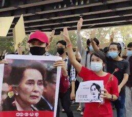 [김순덕의 도발]미안하지만 文보유국과 비교되는 미얀마