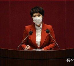 """'당 대표 출마' 김은혜 """"영남은 죄가 없다, 도로한국당이 문제"""""""