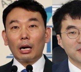 """김용민·김남국, '이준석 병역특혜' 공세에…당시 선발위원장 """"특혜 아냐"""""""