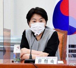 """윤희숙 """"망해 없어질 당이라니…송영길, 어디서 배운 정치인가"""""""