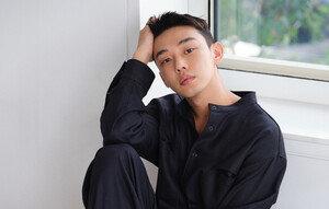 정형화 되지 않은 매력의 배우 유아인