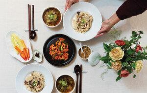 성북동 20평 한옥 안주인 쌔비의 야무진 집밥