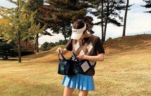 필드 위에서는 패션도 실력, 제시카 · 이연희 · 차정원 골프웨어 스타일링