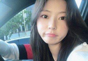 [DAY컷] 박지원 아나운서, 일상 사진 화제… 연예인 뺨치는 미모
