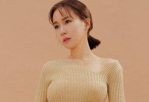 """초아 """"언젠가 크레용팝 완전체 무대 설 날 올 것"""" [화보]"""