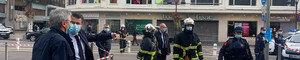 """""""神은 위대"""" 외치며 흉기 공격… 프랑스서 또 참수 테러"""