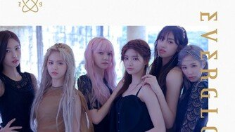 [DA:차트] 에버글로우, 아이튠즈 K팝 차트 26개국 1위