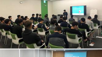 '2019 K리그 생명나눔캠페인' 구단 순회교육, 전북-서울 클럽하우스 방문