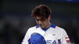 한국, 대만에 충격의 패배… 올림픽 티켓도 장담 못해