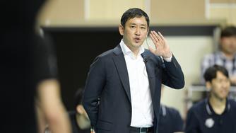 """""""다우디한테 주지 마"""" 최태웅의 한 수, 4연승 낳았다"""