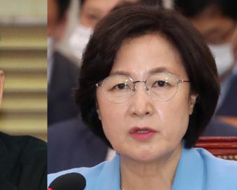 """진중권 """"추미애가 문민장관? 전두환 짓 하면서 무슨…"""""""