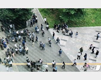 '험지' 대구 달려간 이낙연·김부겸·박주민…박수 소리 달랐다
