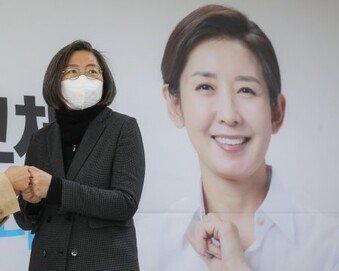 """이수정, '나경원 캠프' 합류…""""정치는 안해"""""""