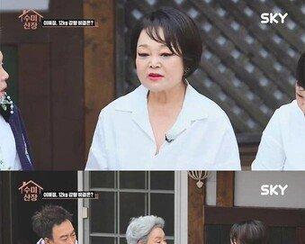 """이혜정, 12㎏ 감량으로 달라진 얼굴 """"탄수화물 끊어"""""""