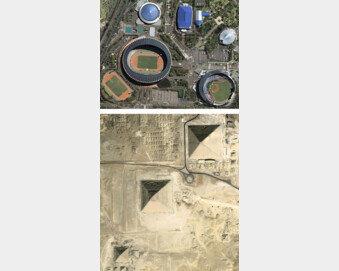 국산 중형위성이 찍은 지구촌… '항공사진처럼 선명'